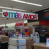 Photo taken at Kmart by Angelina P. on 1/29/2014
