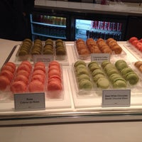 Photo taken at Le Macaron French Pastries by Angelina P. on 7/22/2014