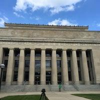 Photo taken at University of Michigan by Koh Pananart on 7/5/2016