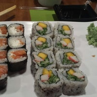 Photo taken at Sushi Mar by Kika C. on 8/4/2014