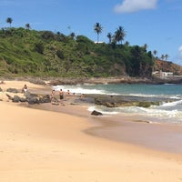 Photo taken at Praia do Buracão by Ivam Jr on 2/6/2013