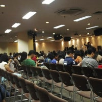 Photo taken at GBI Puri Indah by Richie K. on 10/27/2013