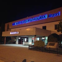 Photo taken at Samsun Çarşamba Airport (SZF) by Serdar on 3/29/2013