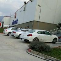 Photo taken at AOÇ Atasu Elmacık Su Fabrikası by M.Hayri İ. on 3/1/2017