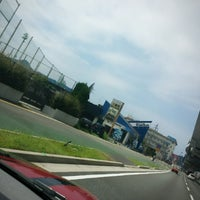 Photo taken at グランドスラム パステル by Hirofumi K. on 8/30/2014