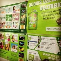 Photo taken at Bank of Azerbaijan by Nijat Z. on 4/17/2013