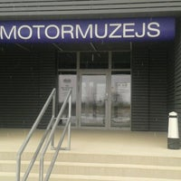 Photo taken at The Bauska Branch of the Riga Motor Museum by Dace F. on 3/30/2013