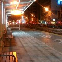 Photo taken at 公車信義光復路口站 by Ting L. on 1/22/2013