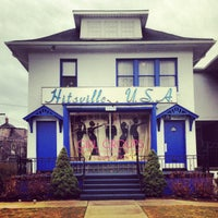 Photo taken at Motown Historical Museum / Hitsville U.S.A. by Mike T. on 1/30/2013