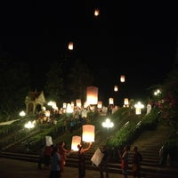 Photo taken at วัดเหวลึก by N.Sarawut on 12/12/2012
