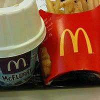 Photo taken at McDonald's & McCafé by Qiss T. on 1/29/2013