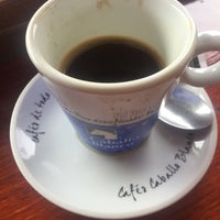 Das Foto wurde bei Cafés Caballo Blanco von Akın E. am 5/21/2018 aufgenommen