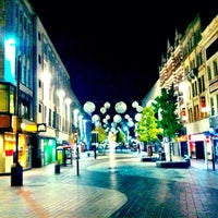 Photo taken at Liverpool ONE by rouge on 10/27/2012