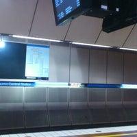 Photo taken at Platforms 3 & 4 by Kym H. on 1/14/2013