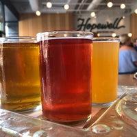 รูปภาพถ่ายที่ Hopewell Brewing Company โดย Austin D. เมื่อ 6/26/2018