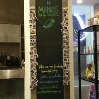 Photo taken at Manos Nail Lounge by Anj P. on 6/29/2013