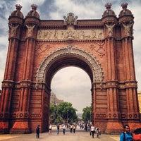 Foto scattata a Arco del Triunfo da Arturo M. il 5/8/2013