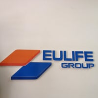 Photo taken at eulife group by Ella S. on 9/7/2017