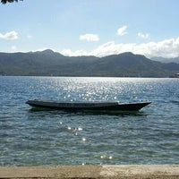 Photo taken at Pulau Dutungan by Mohammad S. on 7/19/2015