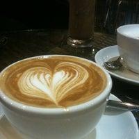 Photo taken at La Roasteria Coffee by Lau S. on 11/20/2013