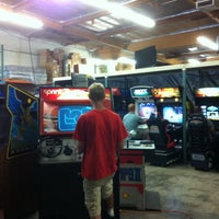 Photo taken at Royce's Arcade by Cindy, Realtor on 8/9/2014