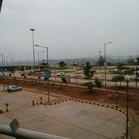Photo taken at Mangalore International Airport by Sanchit P. on 5/13/2013