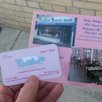 Photo taken at Rudy's Bakery & Café by Matt H. on 4/16/2014