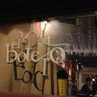 Photo taken at Taberna El Botero by Metallikato on 1/5/2013