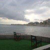 9/7/2013 tarihinde Gema G.ziyaretçi tarafından Terraza el Balneario'de çekilen fotoğraf