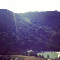 Photo taken at Italian - Swiss Bordercrossing by Mia D. on 9/6/2013