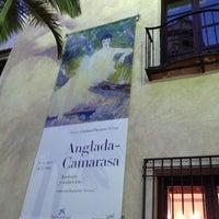 Foto tomada en Museo Carmen Thyssen Málaga por Abelon M. el 12/8/2012