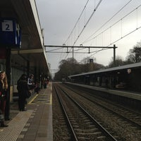 Photo taken at Station Driebergen-Zeist by Tim D. on 12/27/2012