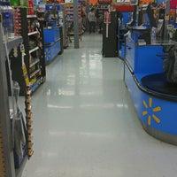 Photo taken at Walmart Supercenter by Jim C. on 11/1/2014