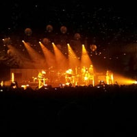 Photo taken at Bank Austria Halle - Planet.tt - Gasometer by Claudia S. on 3/8/2013