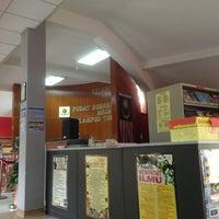 Photo taken at Perpustakaan MRSM Felda Tun Abd Razak by Buzal G. on 4/22/2013