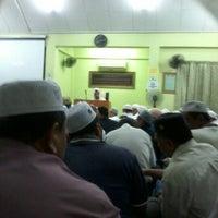 Photo taken at Surau al-Hakim by Azizul A. on 1/18/2013
