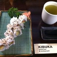Photo taken at Kibuka by Audrey L. on 1/10/2013