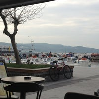 Photo taken at Assos Cafe by Tuğba T. on 1/30/2013