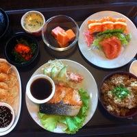 Photo taken at Okonomi Japanese Resturant by Jin F. on 2/6/2015