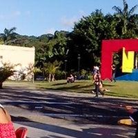 Photo taken at Praça das Artes by Thales F. on 9/17/2014