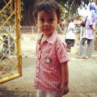 Photo taken at Gedung GOLKAR Serang by Ikra A. on 11/10/2013