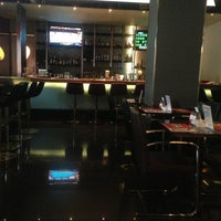 Photo taken at Moodz gastro bar by s∂k∂ on 3/7/2013