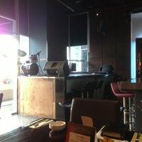 Photo taken at Moodz gastro bar by s∂k∂ on 3/26/2013