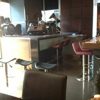 Photo taken at Moodz gastro bar by s∂k∂ on 12/28/2012