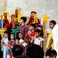 Photo taken at Gereja Katolik Salib Suci by Andy P. on 1/8/2017