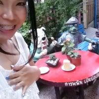 รูปภาพถ่ายที่ สำนักงานสรรพากรนนทบุรี โดย (^O^☆♪秀木每^_−☆ เมื่อ 6/11/2013