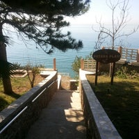 Photo taken at Patara Beach by Selçuk G. on 10/16/2013