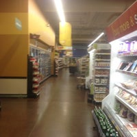 Photo taken at Fresh & Easy Neighborhood Market by Mossman $. on 6/9/2013