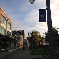 Photo taken at University of Washington Tacoma by Mossman $. on 10/18/2013