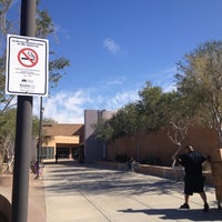 Photo taken at Estrella Mountain Community College by Mossman $. on 2/19/2013